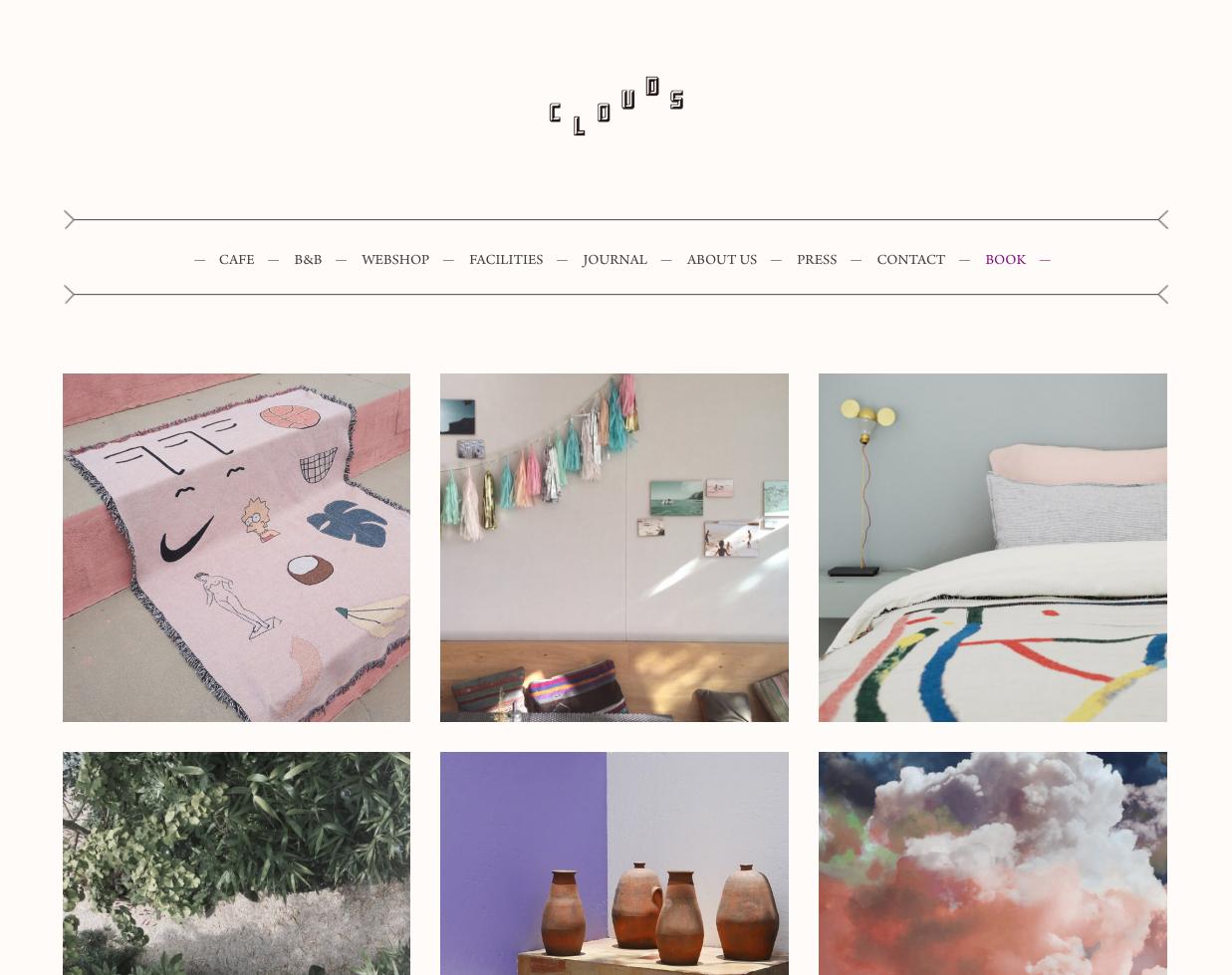 Minimalism webdesign trends