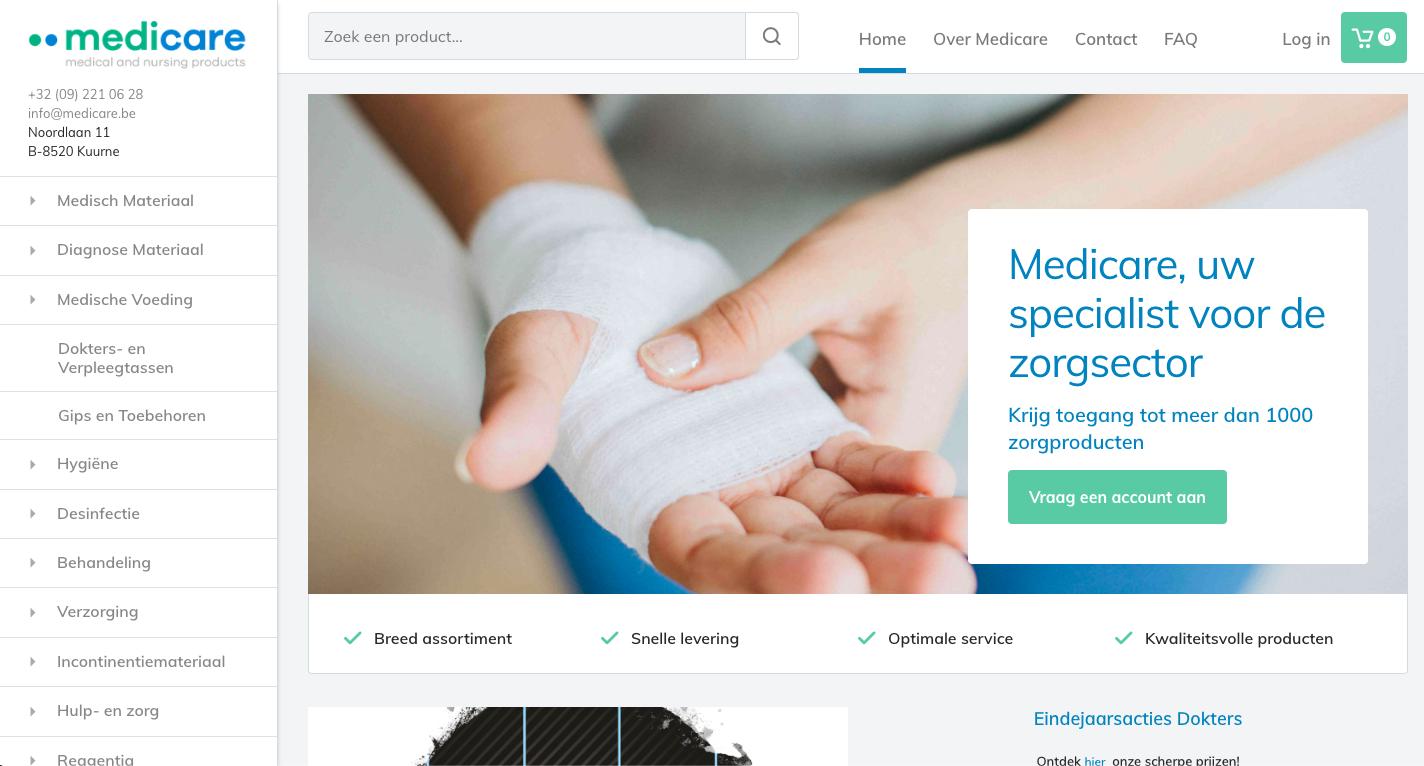 Medicare Magento 2 medi