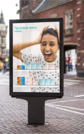 Publicitate pe diferite tipuri de ecrane